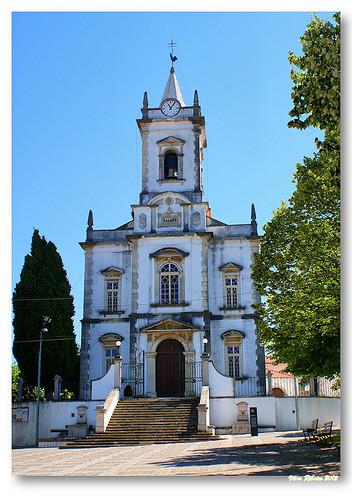 Igreja de São Silvestre by VRfoto