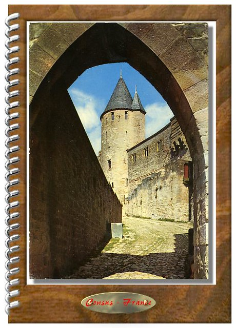 CARCASSONNE Aude-cs