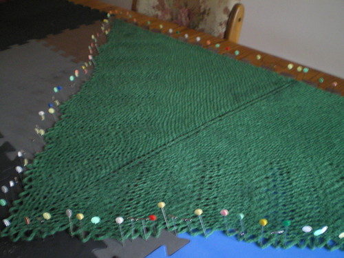 Old Shale shawl