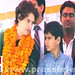 Kids join mother Priyanka Gandhi Vadra in Amethi (27)