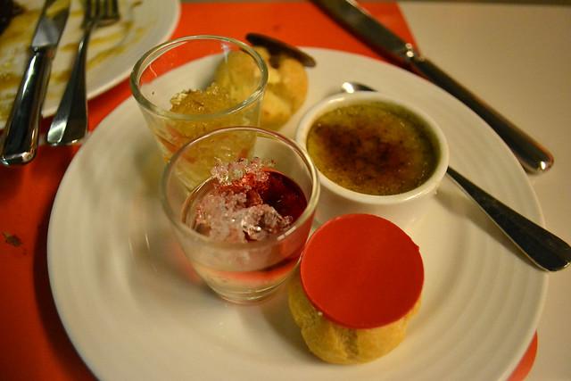 Desserts, The Line, Shangri-la Hotel