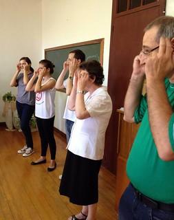 Atividade prepara a ordenação do diácono Jorge