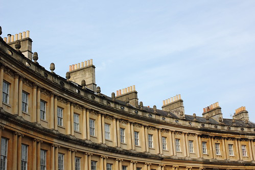 Georgian architecture in Bath