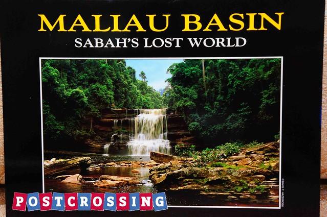 Sabah - Maliau Basin V1