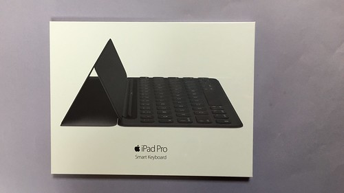 iPad Pro(9.7- inch)パッケージ