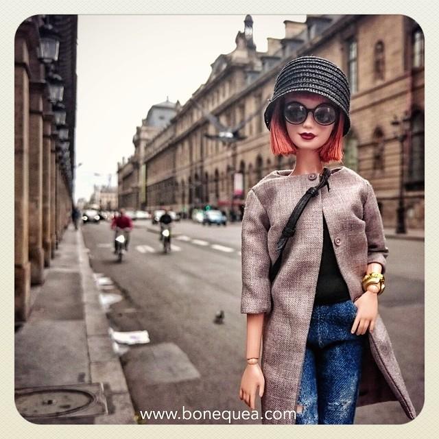 París. Visita al Louvre