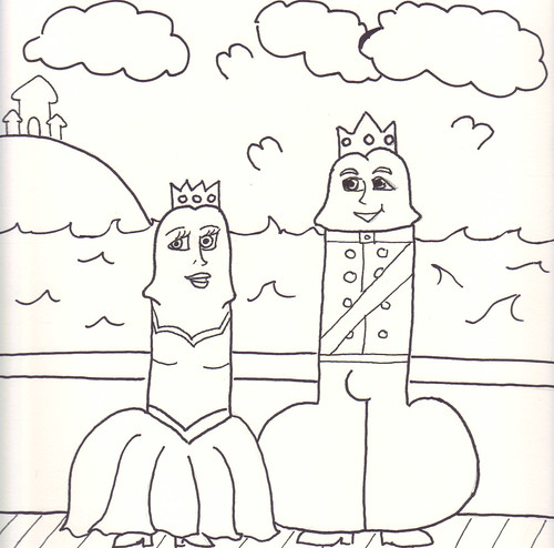penis coloring pages - photo#34