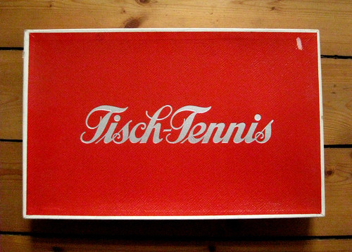Tisch-Tennis by Sankt Rainer