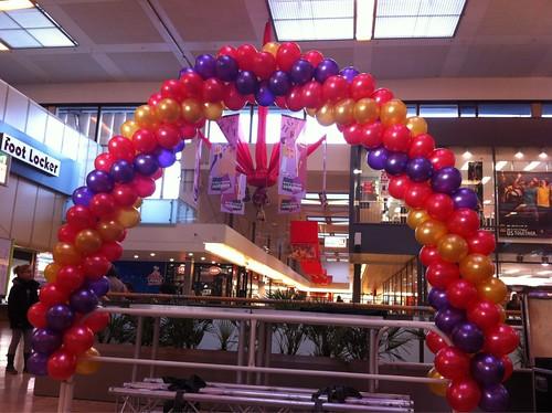 Ballonboog 7m Sinterklaas Zuidplein