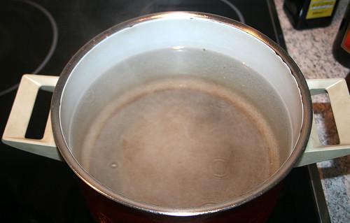 33 - Wasser zum kochen bringen