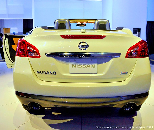 2015 nissan murano convertible autos weblog. Black Bedroom Furniture Sets. Home Design Ideas