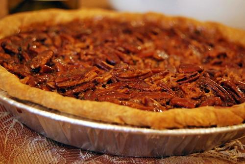 Amazeballs Pecan Pie
