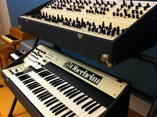 Oberheim Matrix 1000 Synthesizer