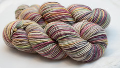 Boaz on Spirit Organic Merino Worsted. (...a time to dye)