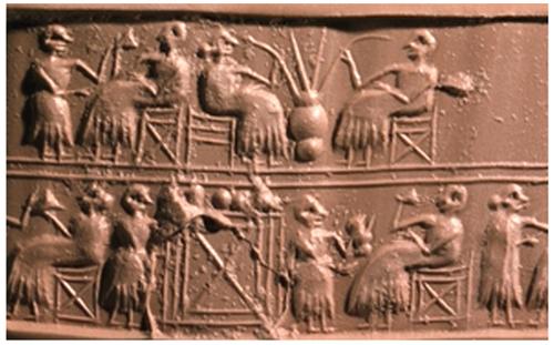 Sumerian-beer