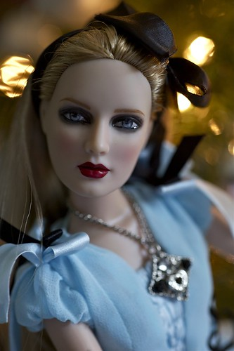 Blue Alice by alington