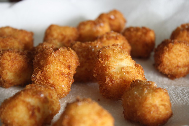 homemade tater tots | Flickr - Photo Sharing!