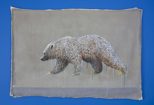 Untitled (Bear Flag), 2010