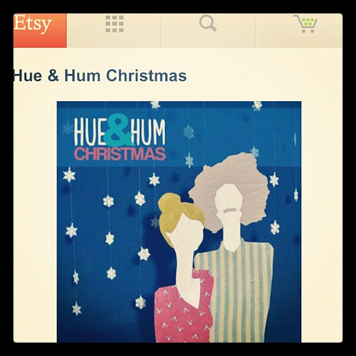 #christmasmusic to check out! @ladyhue https://www.etsy.com/listing/87321913/hue-hum-christmas