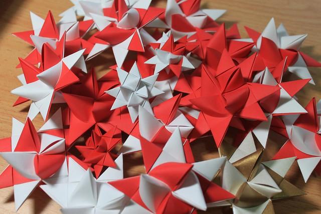 Folder stars