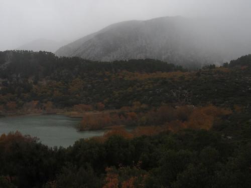 Kovada Gölü Fog
