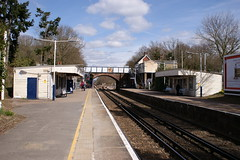 Effingham Junction station