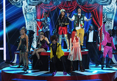 The X Factor Season 1 - Top 9 Perform