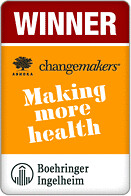 MMHEALTH Winners' Badge