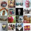 Owly inspiration mosaic