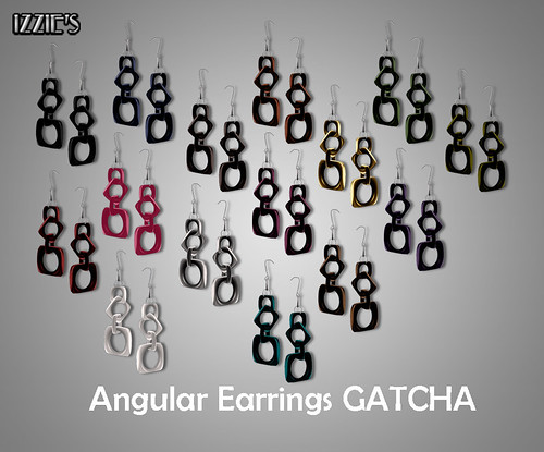 Angular-Earrings-Gatcha