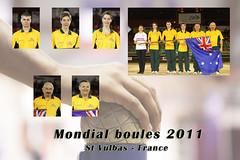 2. The Australian  Team