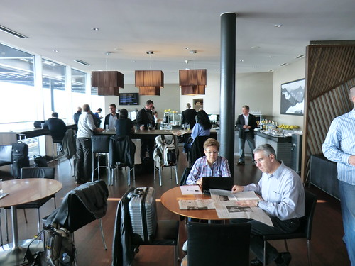 PANORAMA LOUNGE @ Zurich Airport