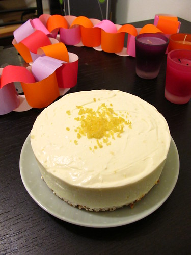 Lemon Chesse Cake