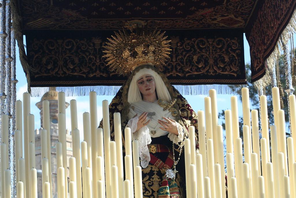 Hermandad de la Sagrada Columna y Azotes, Jueves Santo 2010