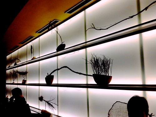 Iluminación Restaurante Fuku - Madrid