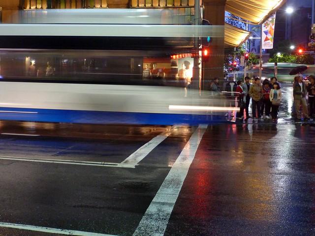 Futuristic Speedy Sydney Hover Bus