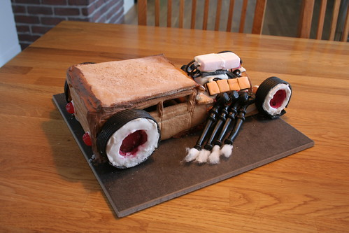 Ginger bread rat rod