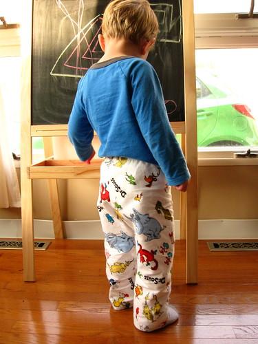 dr. seuss jammie pants