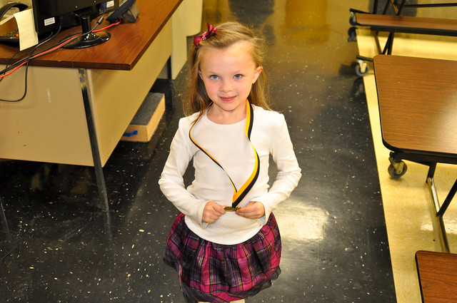 Izzy, Student of the Month | November 2011