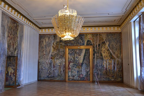 Sala interior en la Opera
