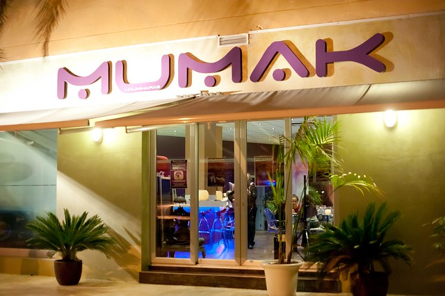 Mumak, Ibiza beach restaurant & lounge