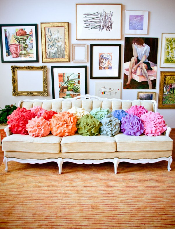 Ombre-Rainbow-Ruffled-Pillows-600x785