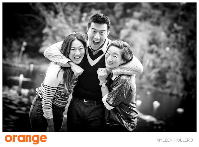Yang Family Portraits   Palace of Fine Arts by orange photography