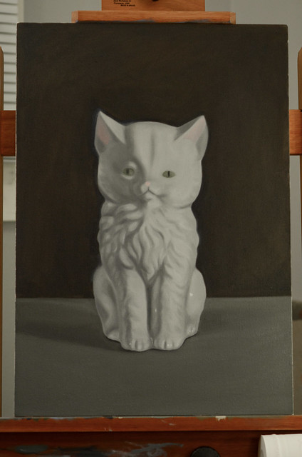 kitten - in progress