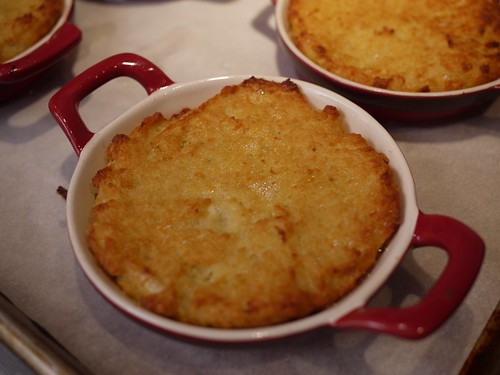 Potato Kugel - Baked