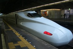 bullet train, high-speed rail, vehicle, train, transport, rail transport, public transport, maglev,