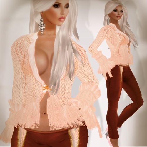 A&A Fashion Roma Sweater Melon