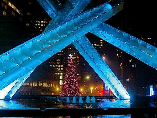 Free Christmas Fun: Vancouver Tree Lighting Celebration, Nov. 29