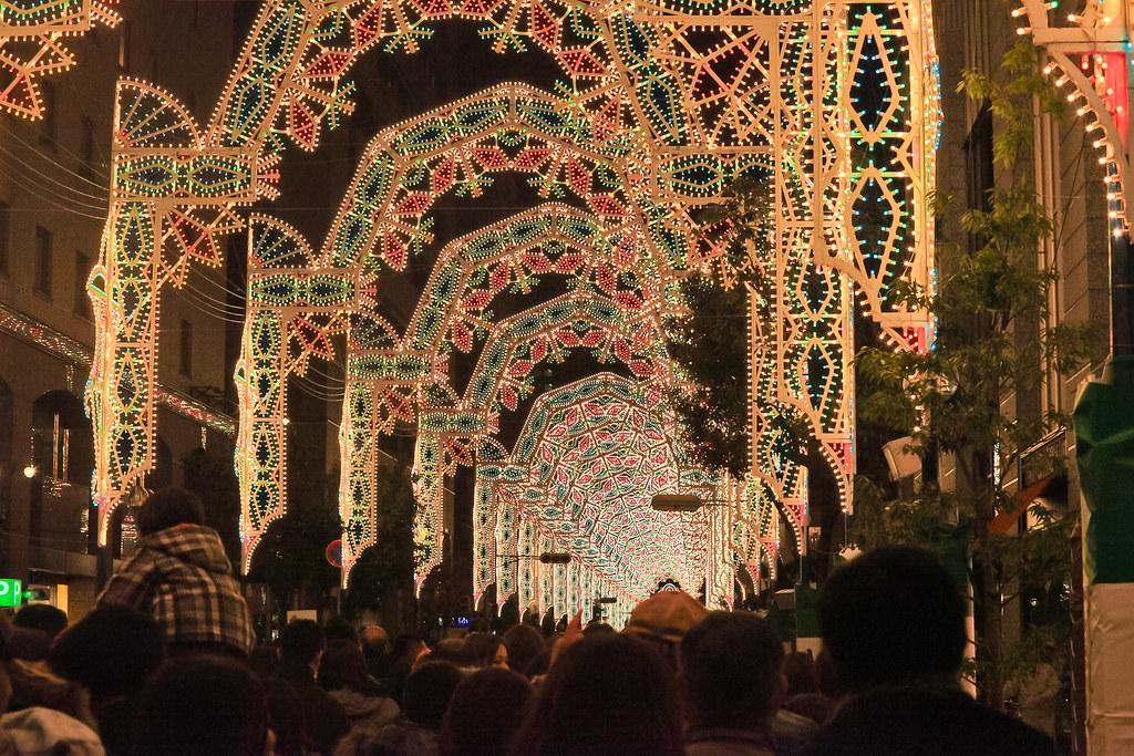 Kobe Luminarie 2011