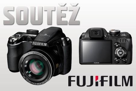 Vyhlášení výsledků soutěže o fotoaparát Fujifilm